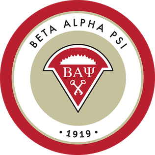 BETA ALPHA PSI - DELTA THETA
